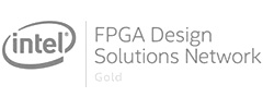 Intel FPGA Design Solutions Network, Gold